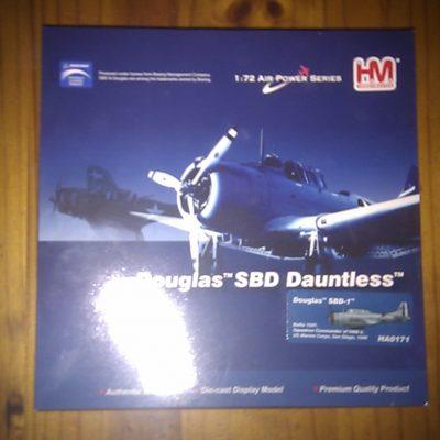 HobbyMaster HA0171 Douglas SBD Dauntless