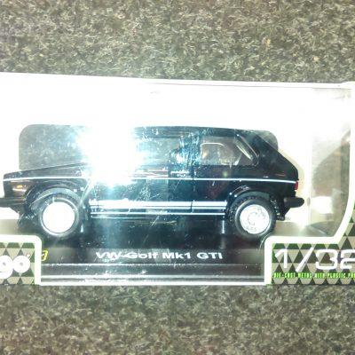 1979 VW Golf GTI Mk1 Burago 1:32th