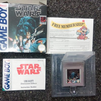 Game Boy Star Wars