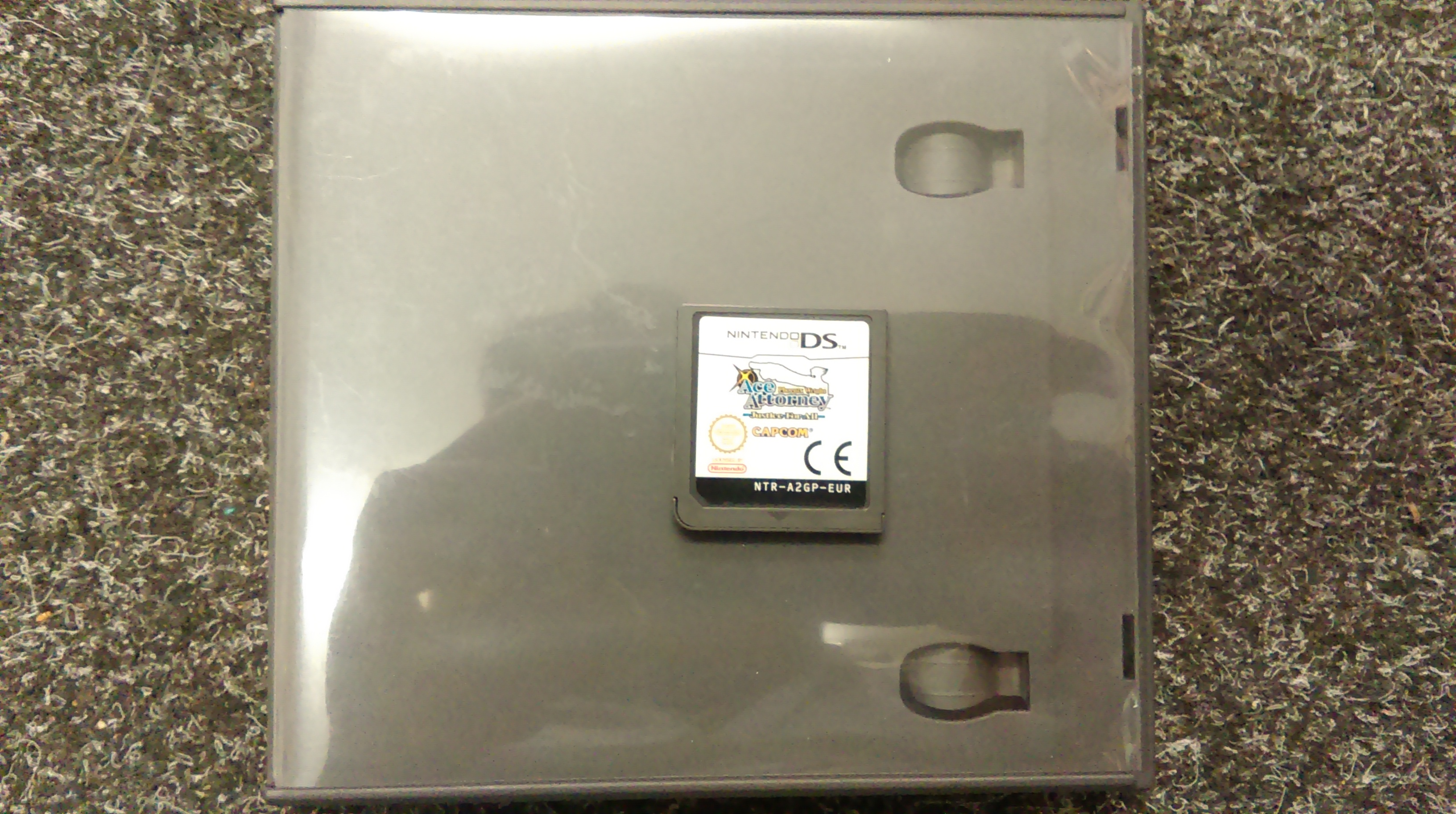 Nintendo DS Ace Attorney Justice for All