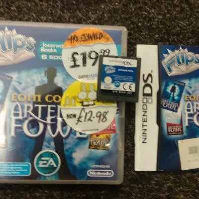 Nintendo DS Artemis Fowl 6 Books