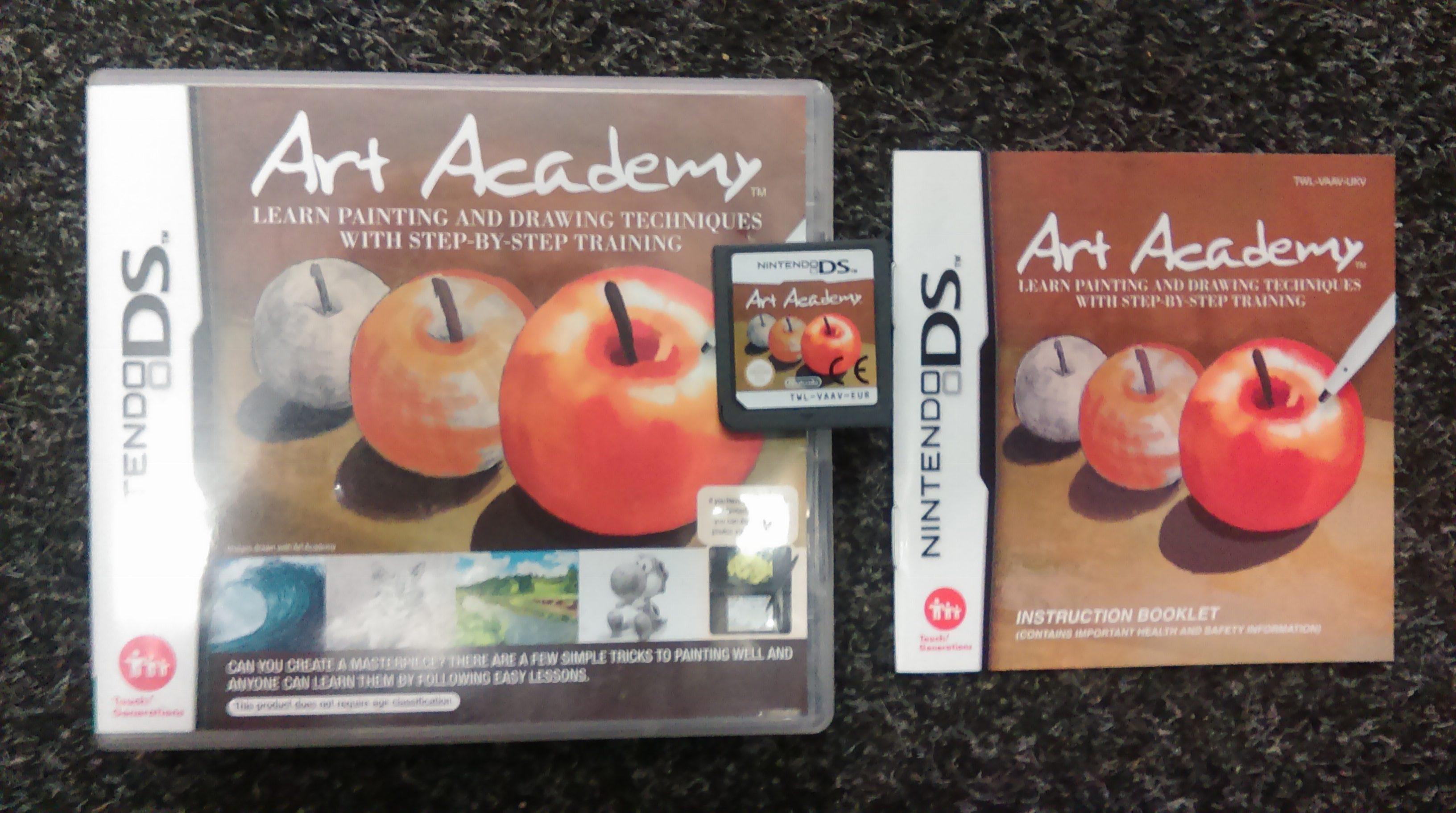 Nintendo DS Art Academy