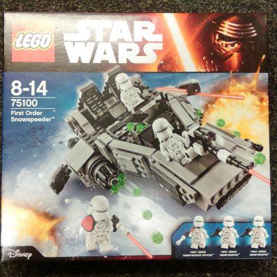 LEGO Star Wars 75100: First Order Snowspeeder