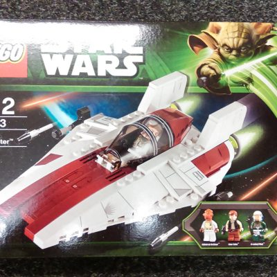 LEGO Star Wars 75003: A-Wing Starfighter