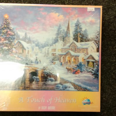 A Touch Of Heaven 1500 Pieces Puzzle