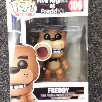 POP 106 FNaF Freddy