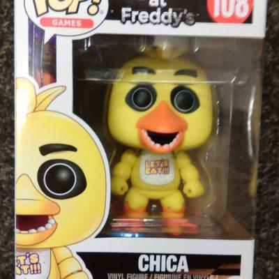 POP 108 FNaF Chica