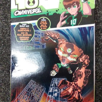 Ben 10 Omniverse - Gravattack Model Kit
