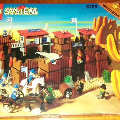 Lego 6769 Fort Legoredo