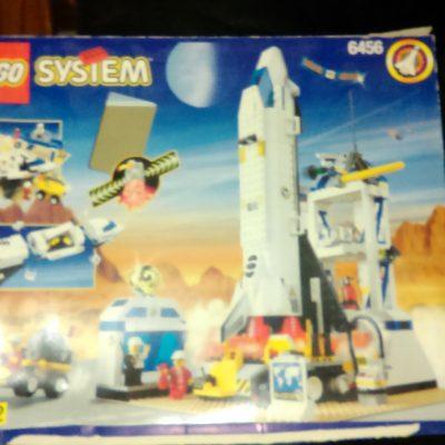 Lego 6456 Mission Control