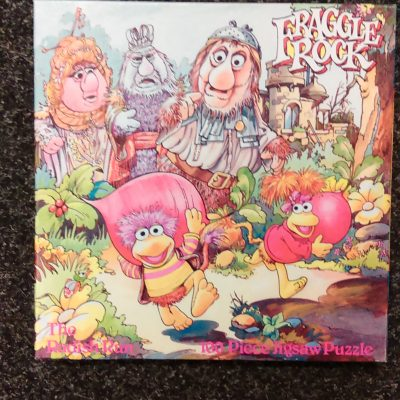Fraggle Rock - Radish Run 100 Piece Puzzle