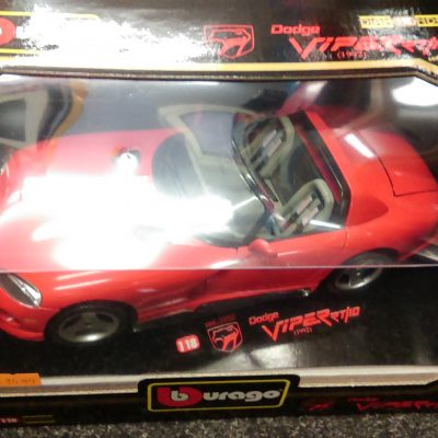Dodge Viper RT/10 (1992)
