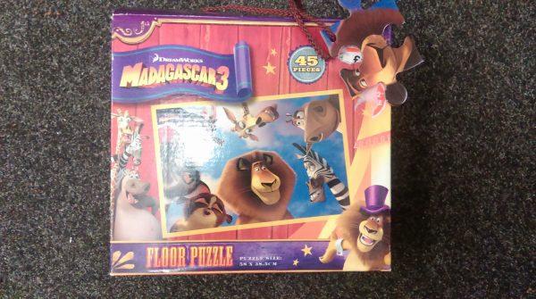 Madagascar 45 Piece Puzzle