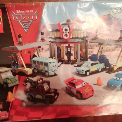 Lego 8487 Cars Flo's V8 Cafe