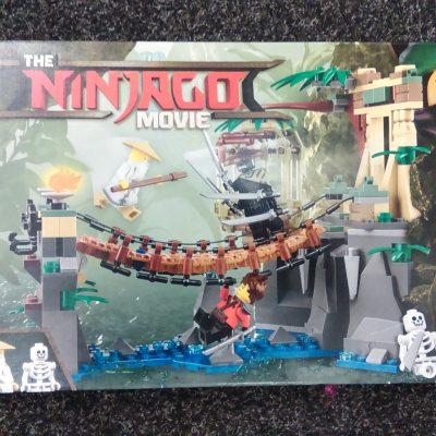 Lego 70608 Ninjago Master Falls 2017
