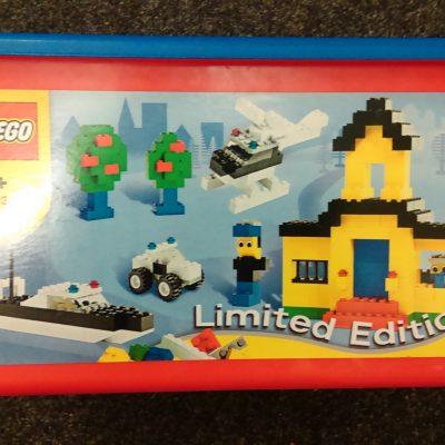 Lego 5493 Limited Edition Tub