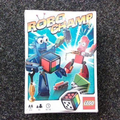 Lego 3835 Robo Champ 2009