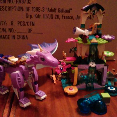 Lego 41178 Elves Dragon Sanctuary 2016