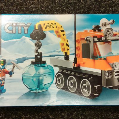 Lego City 60033 Arctic Ice Crawler