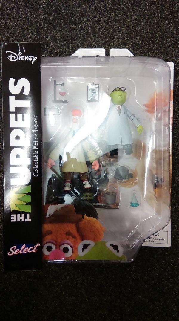 The Muppets - Bunsen & Beaker