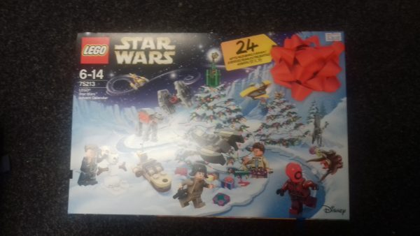 Lego Star Wars 75213 Advent Calendar 2018