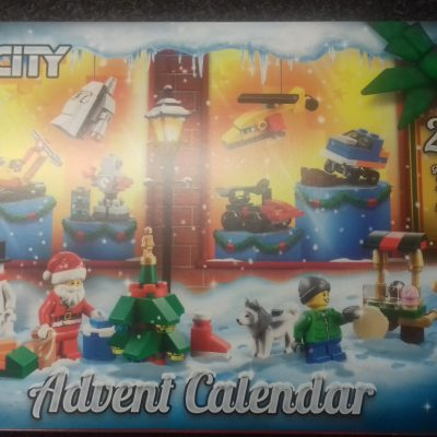 Lego City 60201 Advent Calendar 2018