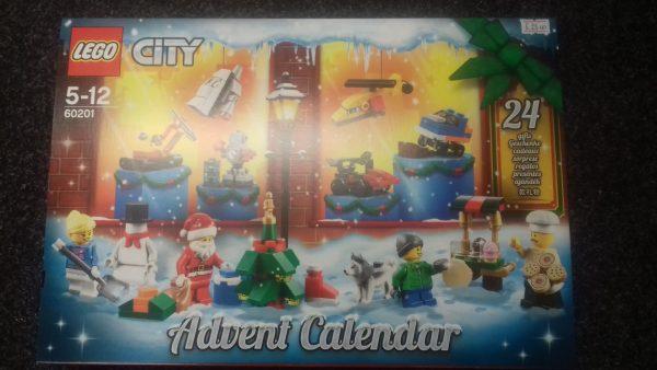 Lego City 60201 Advent Calendar 2018