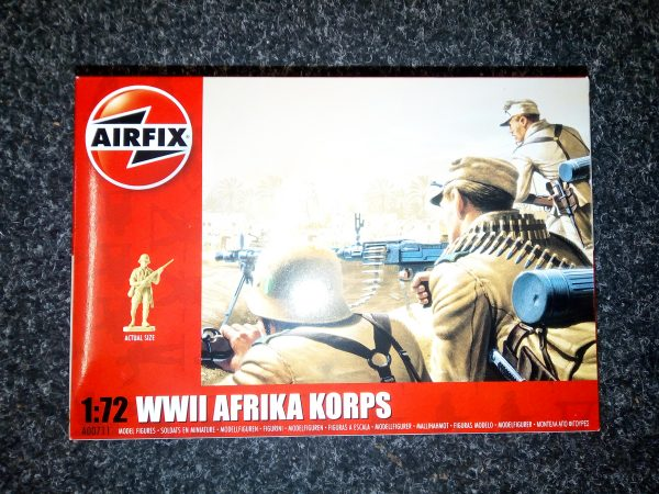 WWII Afrika Korps