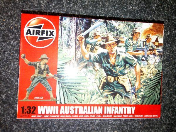 WWII Australian Infantry