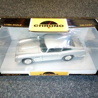 "Aston Martin DB9 1963 ""Bond Silver"""