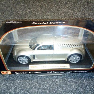 """Audi Supersportwagen """"Rosemeyer"""""""