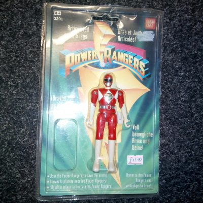Power Rangers Bandai 1993