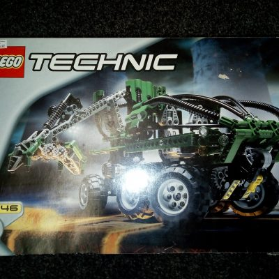 Lego Technic 8446 Crane Truck