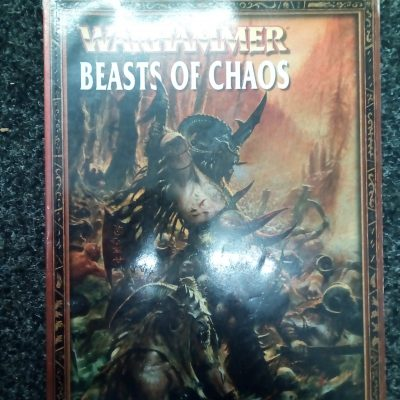 Warhammer Beasts of Chaos Codex