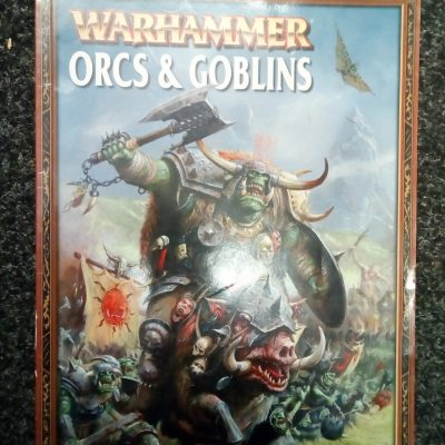 Warhammer 7th Edition Orcs and Goblins Codex