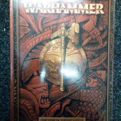 Warhammer Fantasy 6th Edition Rule Book