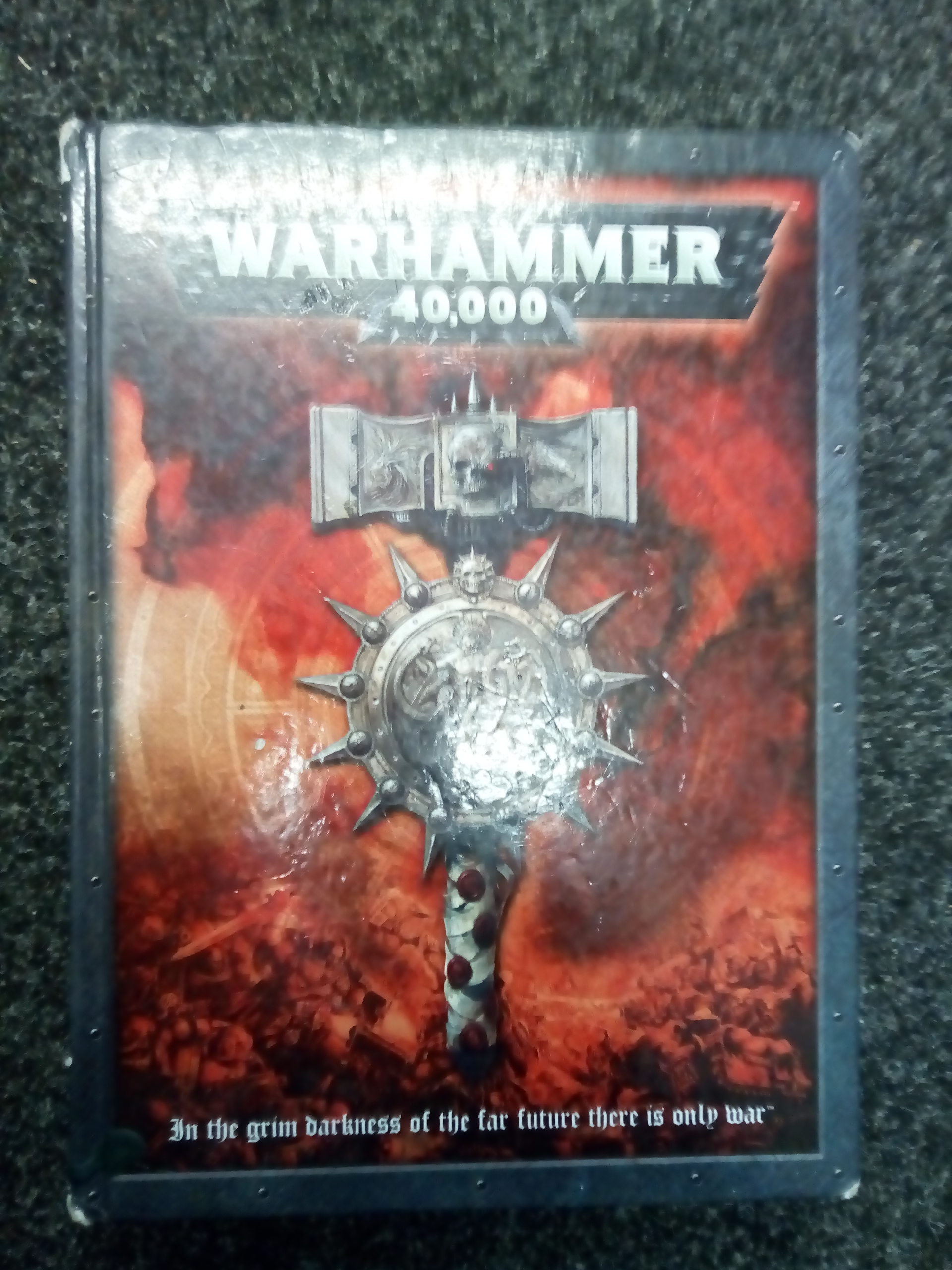 Warhamer 40K 5th Edition Core Rulebook