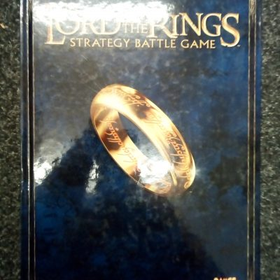 Lord of The Rings Strategy Battle Game Hardback Core Rulebook