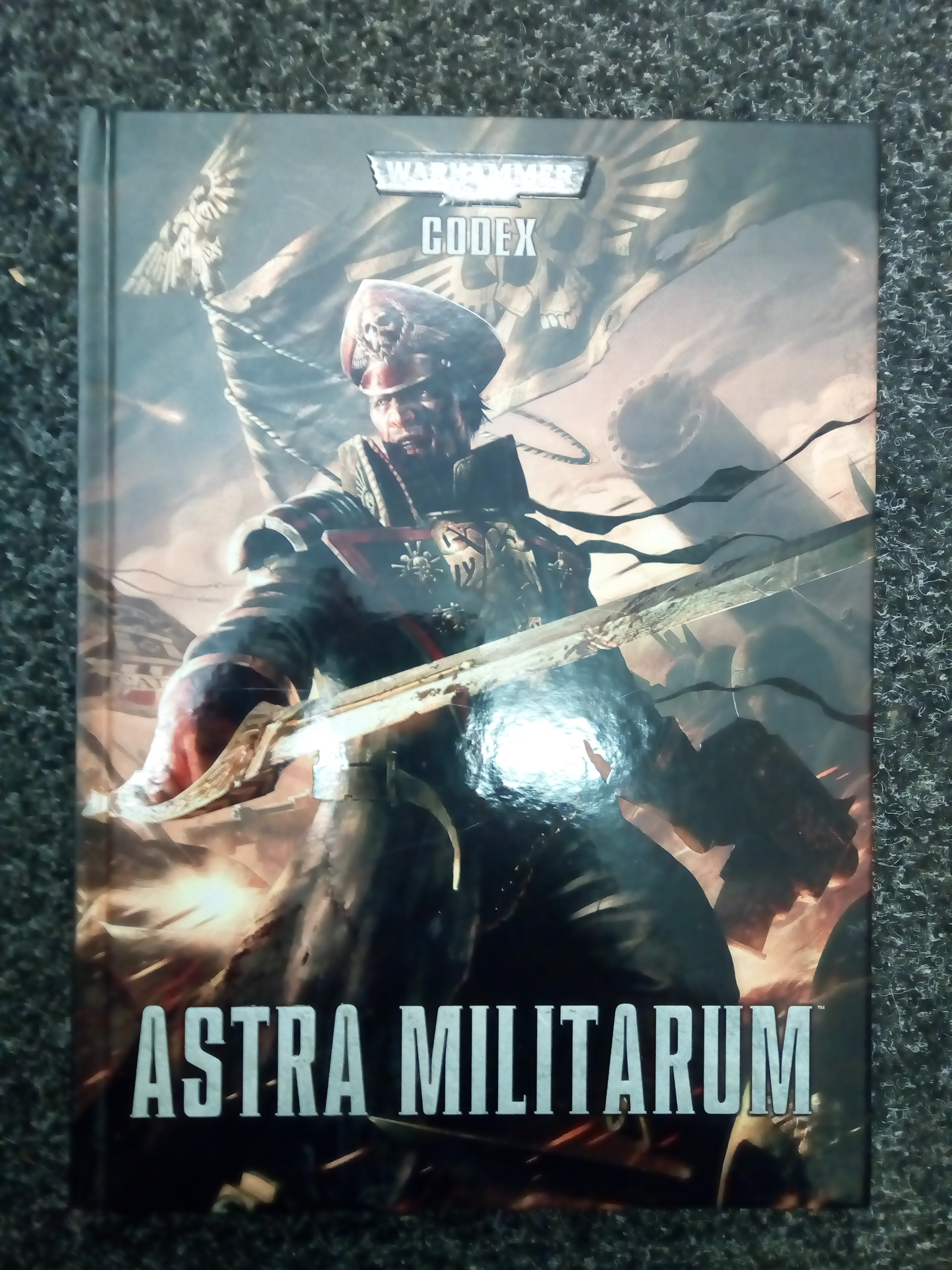 Warhammer 40,000 7th Edition Astra Militarum Codex