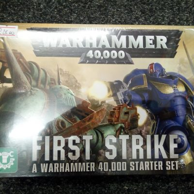 Warhammer 40K First Strike Starter