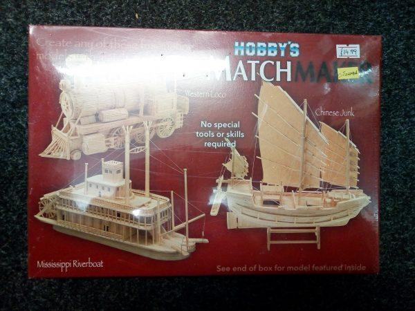 Hobby's MatchMaker MM04 Mississipi Riverboat