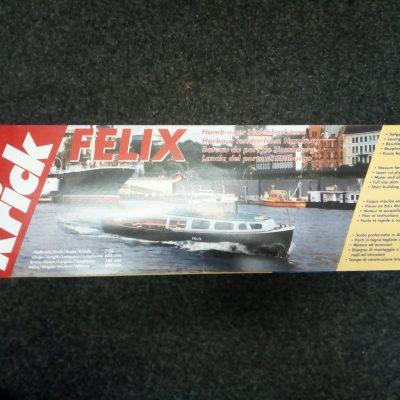 Felix Harbour Tender From Hamburg