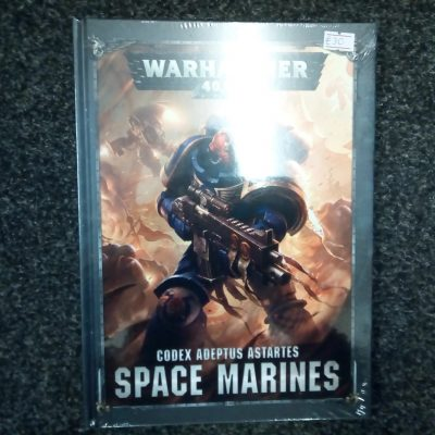 Warhammer 40K: Space Marines: Codex Adeptus Astartes