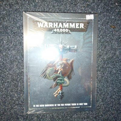 Warhammer 40K 8th Edition Rule Book