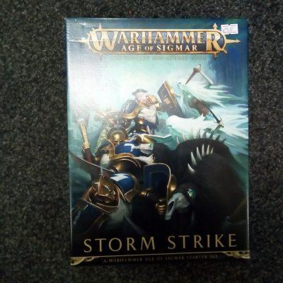 Warhammer Age of Sigmar: Storm Strike