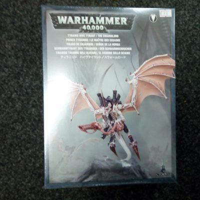 Warhammer 40K: Tyranind Hive Tyrant
