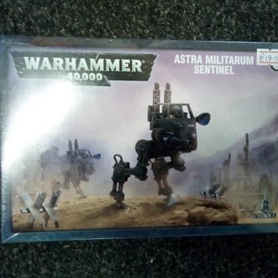 Warhammer 40K: Asrta Militarum Sentinal