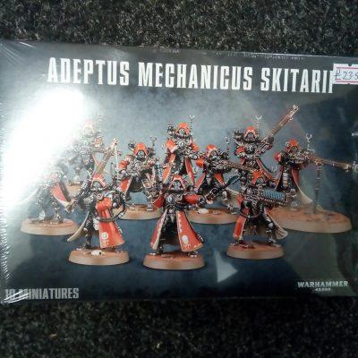 Warhammer 40K: Adeptus Mechanicus Skitari