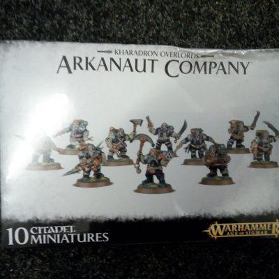 Warhammer Age of Sigmar: Kharadron Overlords: Arkanaut Company