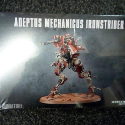 Warhammer 40K: Adeptus Mechanicus Ironstrider